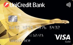 Дебетовая АвтоКарта от ЮниКредит банка