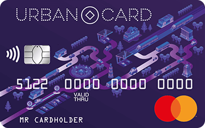 Кредитная карта URBAN CARD