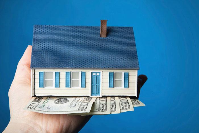 какие банки дают кредит под залог недвижимости