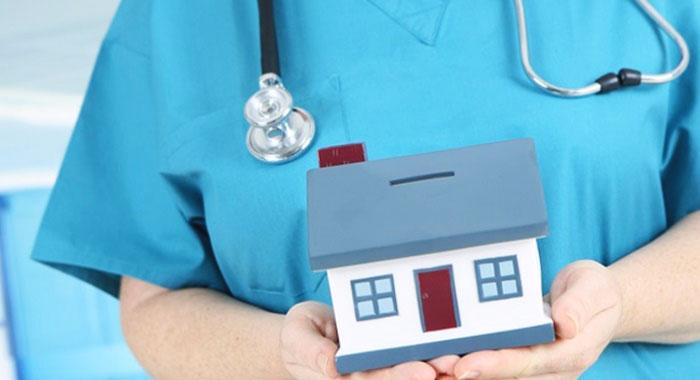 служебное жилье для медицинских работников